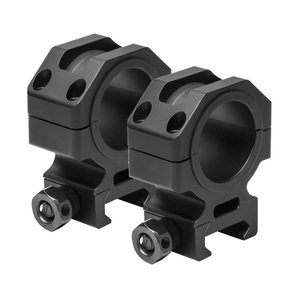 "Vism/NcStar Vism Tactical Series 30mm Scope Rings - 1.1"" Height (VR30T11)"