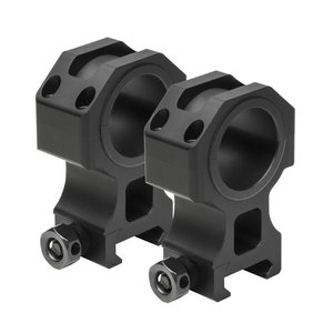 "Vism/NcStar Vism Tactical Series 30mm Scope Rings - 1.5"" Height (VR30T15)"