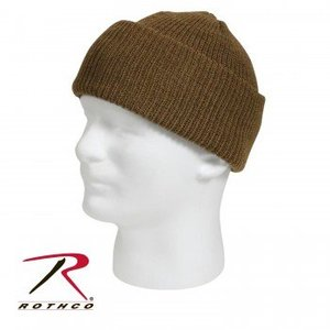 Rothco Rotcho WOOL Watch Cap - Coyote (5437)
