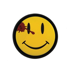 PatchPanel Watchmen Smiley PVC Patch