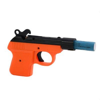 Record 15mm Single Shot Launcher - Orange