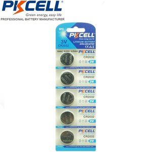 Pik Cell CR2032 5 PACK (Lithium)