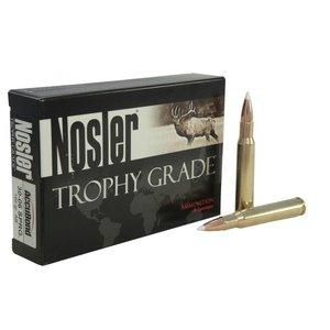 Nosler Nosler Trophy Grade 30-06 Springfield 165 Grain AccuBond (#60057)