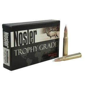Nosler Trophy Grade 30-06 Springfield 165 Grain AccuBond (#60057)