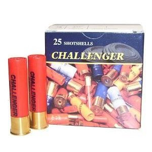 "Challenger Challenger Game Load 12 Gauge 2-3/4"" 1-1/8 Oz #4 Lead"