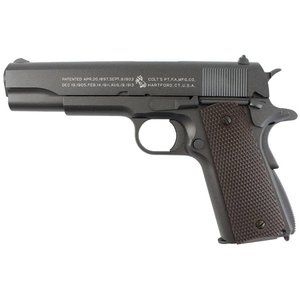 Cybergun COLT 1911 A1 Airsoft Pistol (Blowback) Full Metal