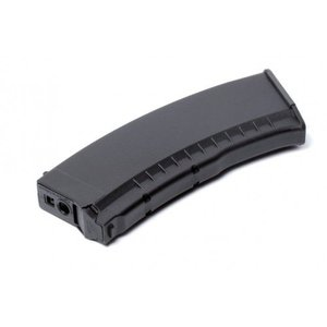 G&G Airsoft G&G GK74 AK Mid Cap Mag (120 Rounds) Plastic Black
