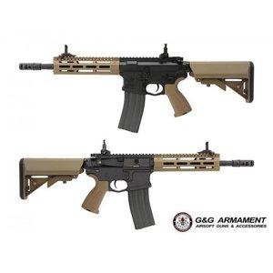 G&G Airsoft G&G CM16 Raider 2.0 (Tan w/ Black Body) Airsoft Rifle