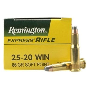 Remington Remington 25-20 WIN 86 Grain SP - 50 rds. (Core-Lokt PSP) #28364