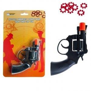 Bullet Revolver Cap Pistol (Small)