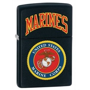 Zippo USA Zippo US Marine Corps Logo (218-539)