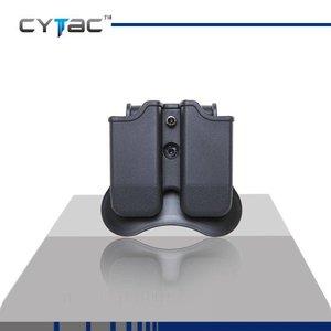 Cytac CYTAC Glock Double Mag Pouch (CY-MP-G3)