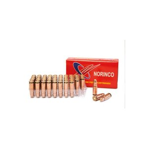 Russian Military Surplus Norinco 7.62 x 25 (CRATE) 2250 Rounds