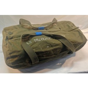Canadian Issue Canvas Duffle