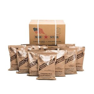 MRE Star MRE 12 Pack Box (MRE Star)