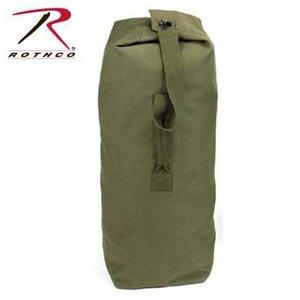 "Rothco Rothco OD Heavyweight Top Load Canvas Duffle Bag (21"" x 36"") #3339"