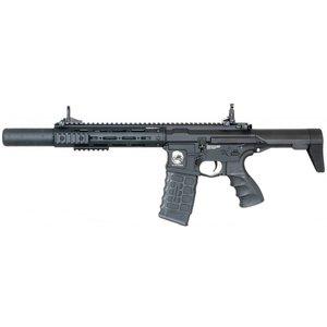 G&G Airsoft G&G PDW15 CQB Airsoft Rifle - Black (w/ Combo!)