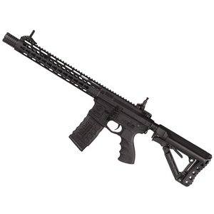 """G&G Airsoft G&G GC16 Wild Hog 12"""" Airsoft Rifle - Black w/ Battery & Charger"""