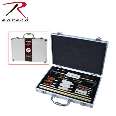 Rothco Rothco Deluxe Gun Cleaning Kit (Hard Case) #3815