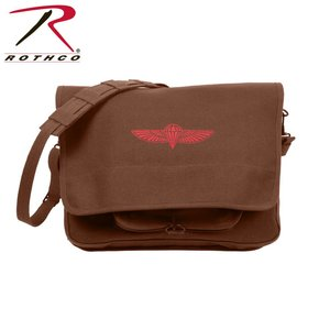 Rothco Rothco Israeli Paratrooper Bag - Brown