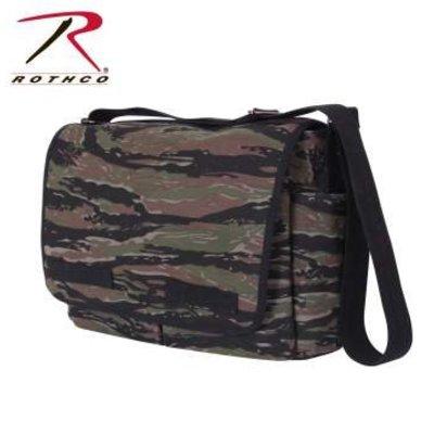Rothco Vintage Shoulder Messenger Bag Tiger Stripe 9858