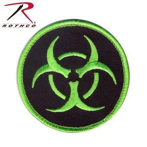 Poco Miltary Bio-Hazard Patch (Velcro)