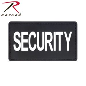 Rothco Security PVC Patch (#27785)