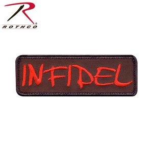 Rothco Infidel Patch (Velcro)