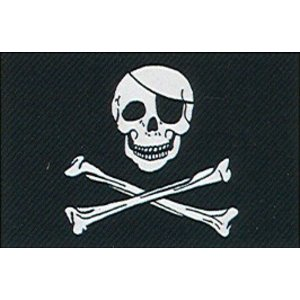 Crossbones Pirate Flag