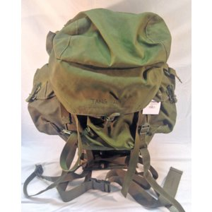 Canadian Military Surplus Canadian Military (Pattern 82) Frame Rucksack (Surplus)