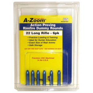 A-Zoom A-Zoom 22 Long Rifle Practice Ammo (6 Pack) #12208