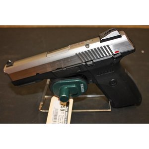 Ruger Ruger SR9 Semi 9mm (2 mags & Case Handgun) Two Tone