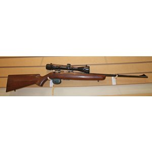 Browning Browning T-Bolt Rifle (Belgium) w/ Scope