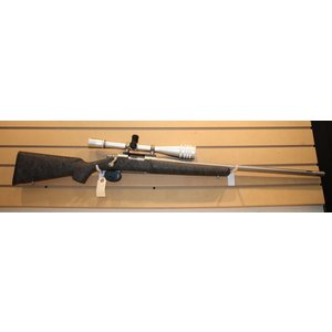 Remington Model 700 (220 SWIFT) w/ Weaver Scope