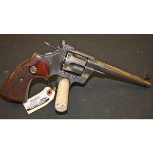 Colt Officer's Model Target Revolver(.38 Special) 1950