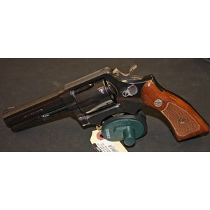 Smith & Wesson 581 (357 Magnum) Revolver (Wood Grips) 1981
