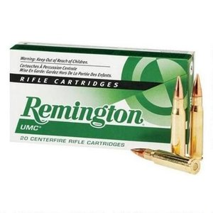 Remington Remington 300 AAC Blackout (20 Rds.) 120 Grain #L300AAC1