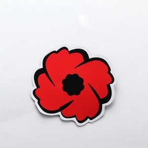 CANEX Royal Legion Poppy Magnet