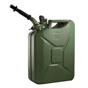 Wavian Wavian NATO 20L Gas Can (w/ Spout) Olive Drab