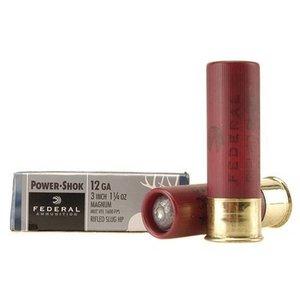 """Federal Federal 12GA Magnum Slugs (3"""" 1 1/4oz) #F131 RS"""