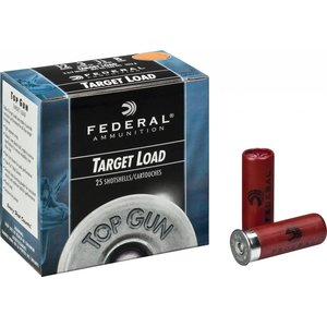 "Federal Federal Top Gun 12 Gauge 2-3/4"" #7.5 Target Load (TG122 7.5)"