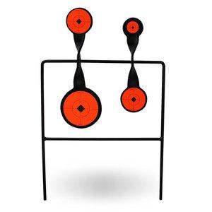 Birchwood Duplex Dual Metal Spinner Targets (.22)