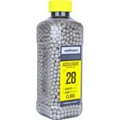 Valken Valken Accelerate 0.28 Gram Biodegradeable Airsoft BBs (2500Ct Bottle)