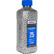 Valken Valken Accelerate 0.25 Gram Biodegradable Airsoft BBs (2500ct Bottle)