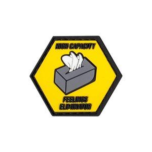 "Valken High Capacity Feelings Eliminator Patch (1.5"" x 1.3"" PVC)"