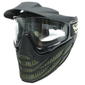 JT Paintball JT Flex 8 Mask (Olive Drab Lower)