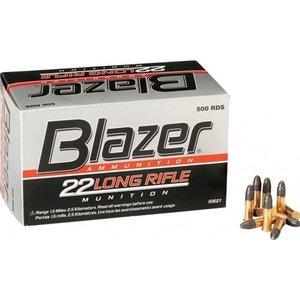 Blazer/CCI Blazer 22lr CCI 500rd Pack (40 Grain) #21
