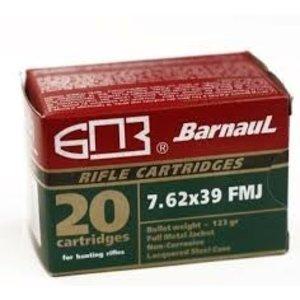 Barnaul Barnaul 7.62 x 39 Non-Corrosive (20 rds) SKS