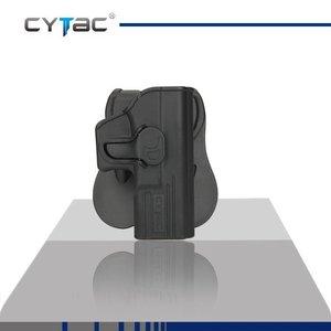 Cytac Cyatc Glock 19/23/32 Hard Holster (CY-G19)