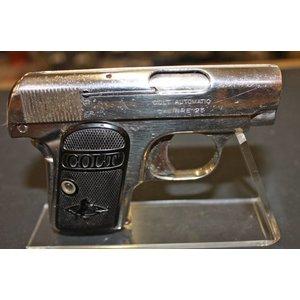 Colt Colt Model 1908 Vest Pocket w/ Leather Holster (PROHIB)